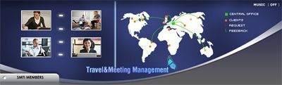 Презентация Travel&Meeting Management