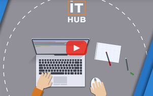 Видеоролик для рекламы в YouTube ITHUB